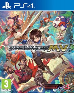 RPG Maker MV per PlayStation 4