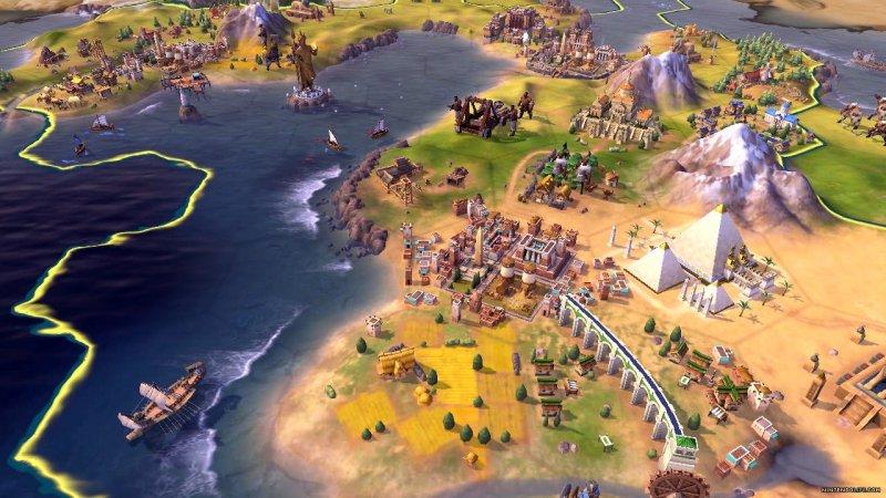 Civilization 6 Switch Screenshot 03