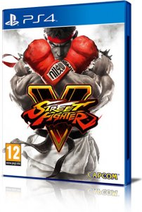 Street Fighter V per PlayStation 4