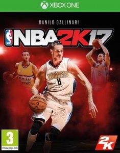 NBA 2K17 per Xbox One