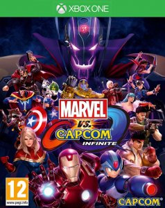 Marvel Vs. Capcom: Infinite per Xbox One
