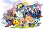 World of Final Fantasy Maxima, la recensione per Switch - Recensione