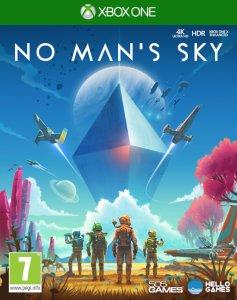 No Man's Sky per Xbox One