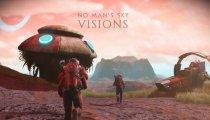 No Man's Sky - Visions trailer di presentazione