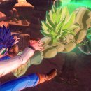 Dragon Ball Xenoverse 2, Gogeta e Broly in un video di gameplay