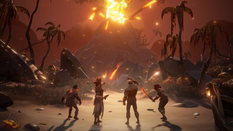 Sea of Thieves: update 2.1.1.1 available, weight and details
