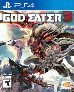 God Eater 3 per PlayStation 4