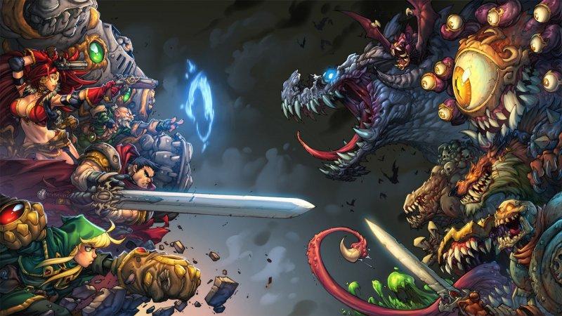 Battle Chasers Nightwar Recensione Del Nuovo Gioco Joe Madureira V7 35253