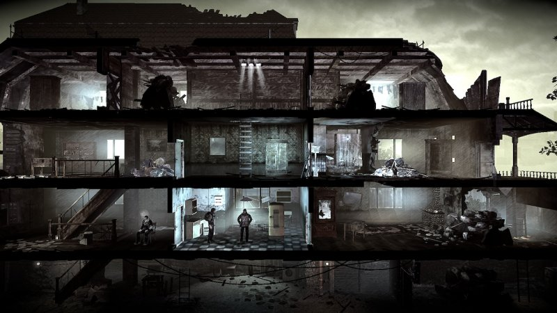 This War Of Mine Nintendo Switch 18