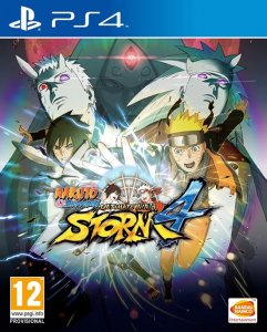 Naruto Shippuden: Ultimate Ninja Storm 4 per PlayStation 4