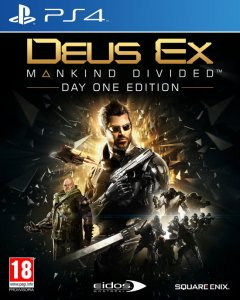 Deus Ex: Mankind Divided per PlayStation 4