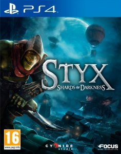 Styx: Shards of Darkness per PlayStation 4