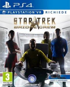 Star Trek: Bridge Crew per PlayStation 4