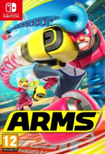 ARMS per Nintendo Switch