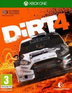DiRT 4 per Xbox One