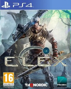 ELEX per PlayStation 4
