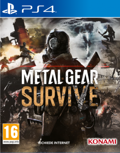 Metal Gear Survive per PlayStation 4