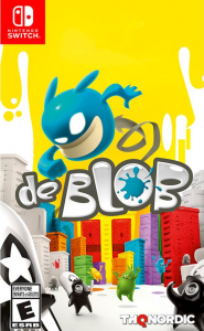 De Blob per Nintendo Switch