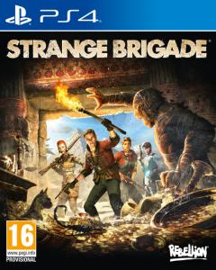 Strange Brigade per PlayStation 4