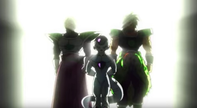 Dragon Ball Super Broly Alleanza Freezer Broly Paragas 1