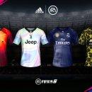 FIFA 19, ecco le Divise Speciali di Juventus, Real Madrid, Manchester United e Bayern Monaco