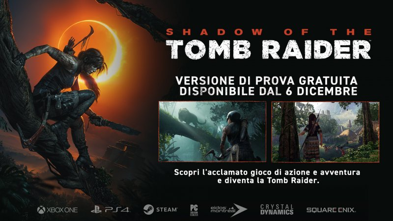 Shadow Of The Tomb Raider Demo