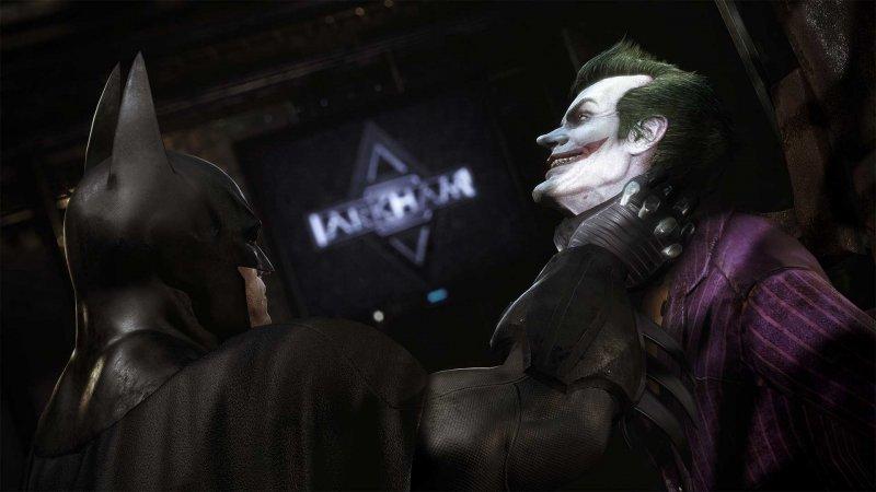 Batman Arkham Collection 1