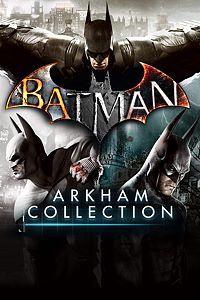 Batman: Arkham Collection per Xbox One