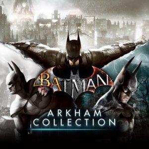 Batman: Arkham Collection per PlayStation 4