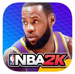 NBA 2K Mobile Basketball per iPhone