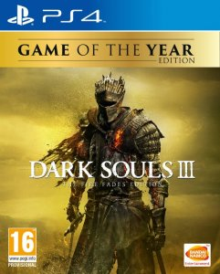 Dark Souls III: The Fire Fades Edition per PlayStation 4