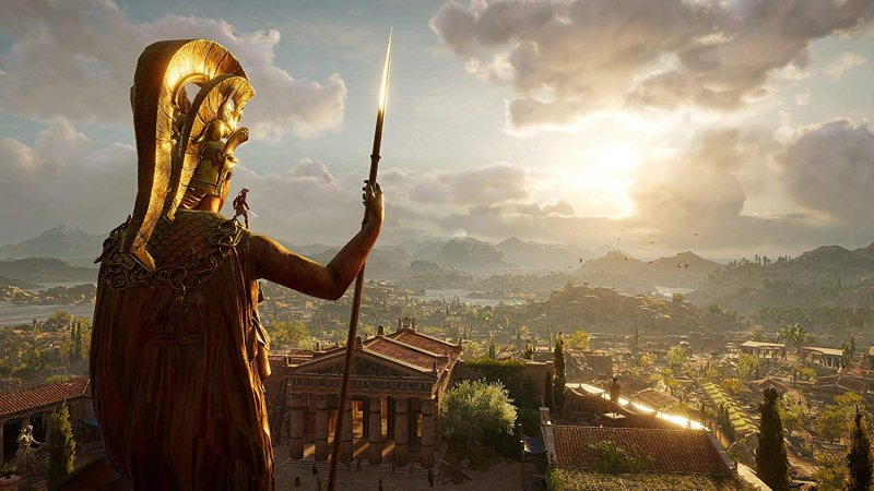 Amazon Natale 2018 Assassins Creed Odyssey 1