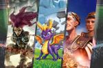 Spyro: Reignited Trilogy e Civilization 6 sono i giochi del mese di novembre 2018 - Rubrica