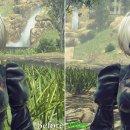 NieR: Automata, un texture pack in HD ne migliora la resa grafica
