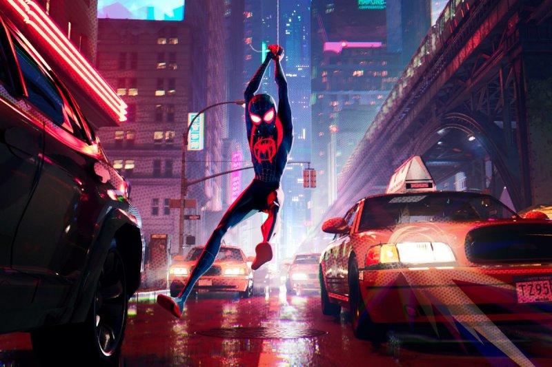 Spider Man Un Nuovo Universo 4