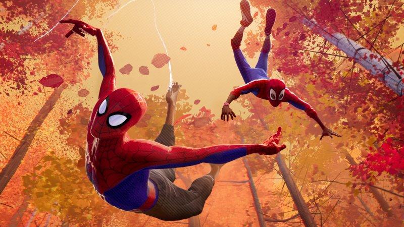 Spider Man Un Nuovo Universo 5