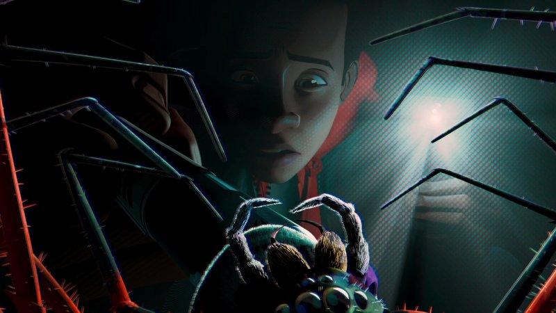 Spider Man Un Nuovo Universo Fppuzyq