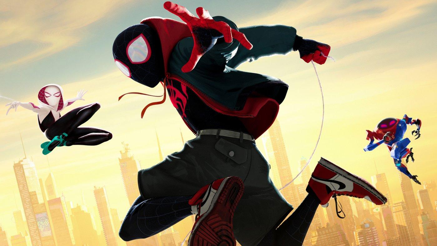 Spider man: un nuovo universo la recensione