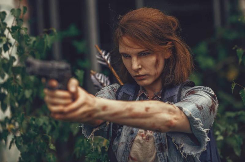 The Last Of Us 2 Ellie Cosplay