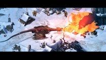 Thronebreaker: The Witcher Tales - Trailer di lancio per la versione console