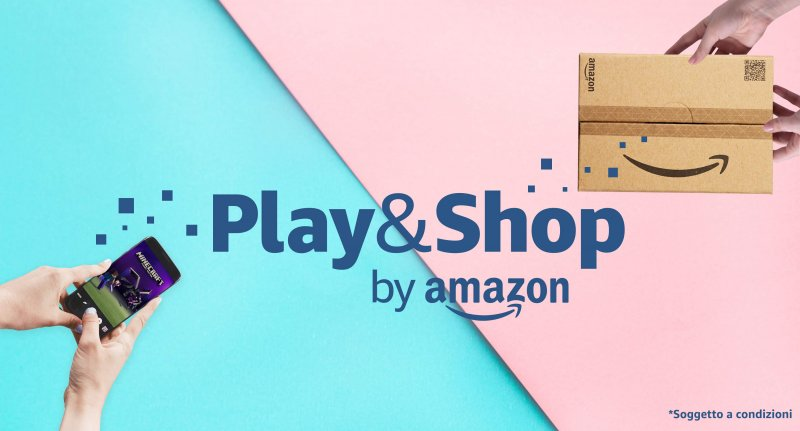 Amazon Play Shop
