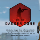 Counter-Strike: GO ha una battle royale con Danger Zone ed è ora free-to-play