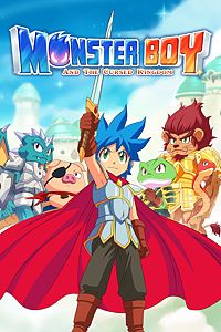Monster Boy and the Cursed Kingdom per Xbox One