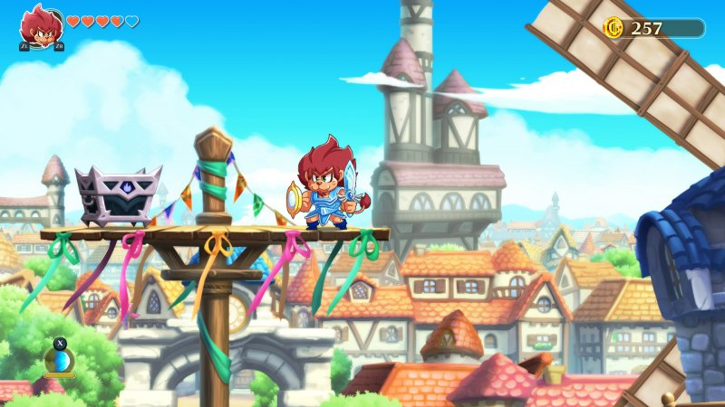 Monster Boy Switch 5