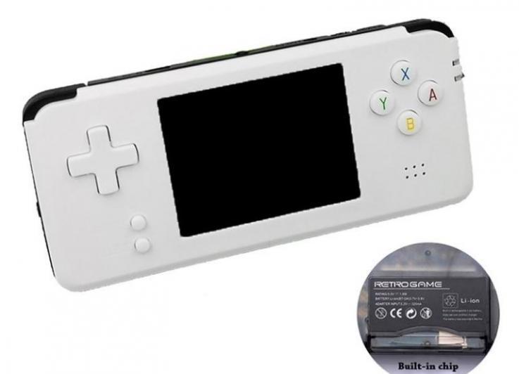 Souljagame Console