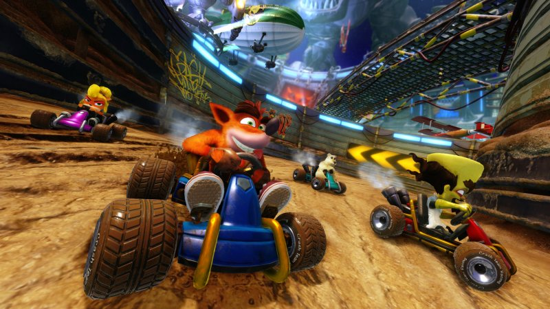 Crash Team Racing Nitro Fueled   Reveal00004
