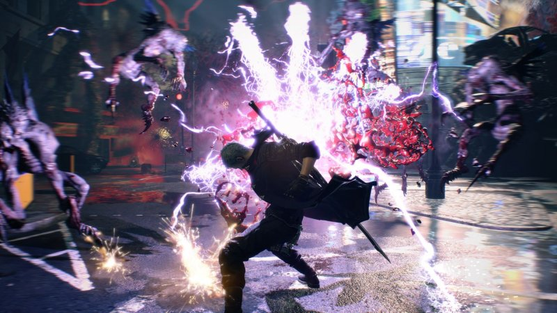 Devil May Cry 5 Demo Xbox One 00002