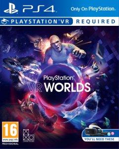 PlayStation VR Worlds per PlayStation 4