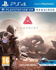 Farpoint per PlayStation 4