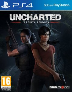 Uncharted: L'Eredità Perduta per PlayStation 4